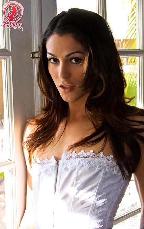 Domino Presley Sexy Shemale PornStar